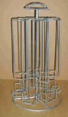Metal stands