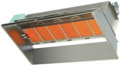 Promiennik gazowy model PC eco (moc od 7,0 kW do