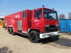 Straż pożarniczy Bedford TM2600