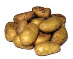 Świeże ziemniaki