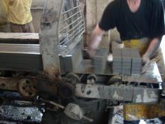 Produkcja cegły metodą tradycyjną