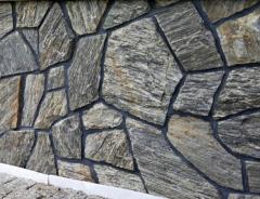 Facade natural stone