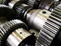 Turning machine, various