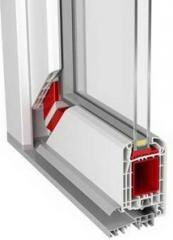 Drzwi z PCV, drzwi, drzwi zewnętrzne, drzwi wejściowe