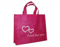 Reklamní tašky, reklamní tašky, sáčky s logem: tkaniny nebo papír