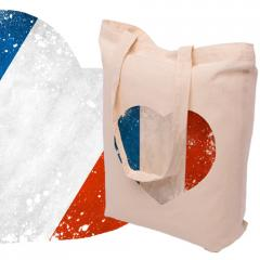 Bags of materials, organic cotton