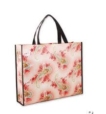 Shopping bags, shopping bags in materials, cotton,
