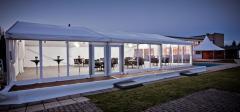 Namioty imprezowe w konstrukcji aluminiowej