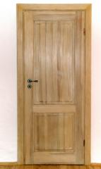 Wooden doors ( pine)