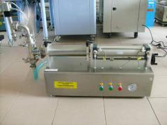 Nalewarka tłokowa do płynów LPF-1000T