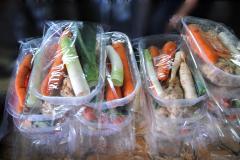 Warzywa świeże - włoszczyzna