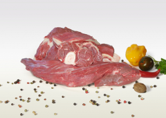 Chilled half-carcasses beef