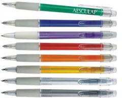 Pens for application of logo