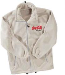 Clothing with logotype