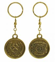 Souvenir keyrings