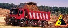 Opony do pojazdów budowlanych