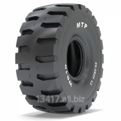 Articulated dump truck tyres