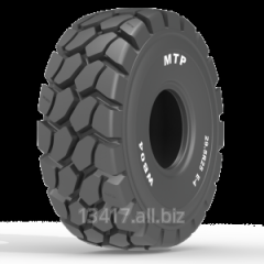 Very-large-scale tires