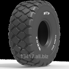 Articulated dump truck tyres