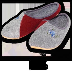Pantofle domowe damskie F26