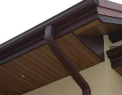 Soffits for roofing