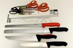 Nożyczki fiskars, Gerlach New Star, cążki do