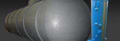 Chemicals storage tanks