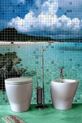 Mosaic tiles for the bathroom