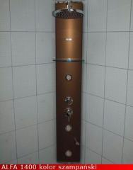 Panele prysznicowe Alfa