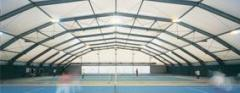 Sport halls and facilities