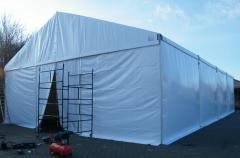 Namioty stalowe