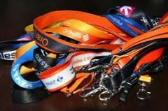 Lanyards for Badges