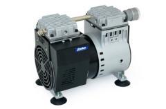 Vacuum pumps for dental furnaces