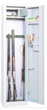 Safes, cabinets for weapons