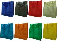 Bags 30x15x35 cm material -10000 pcs.