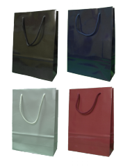 Laminated Bags 24x9x32 cm 10000 pieces. (Naked)