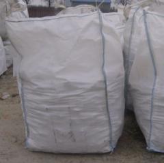 Containers, soft, made of polypropylene fiber