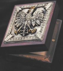 Pudełko Orzeł Polski