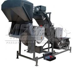 Separators the food industry