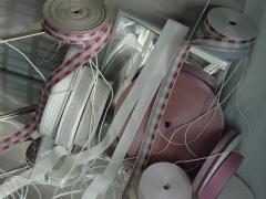Cotton bands