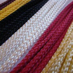 Cords knitted
