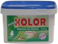 Proszek do prania tkanin kolorowych EXTRA KOLOR.