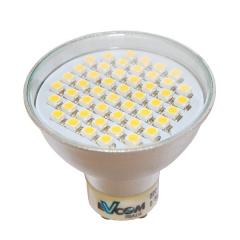 Żarówka diodowa LED GU10 48LEDS SMD