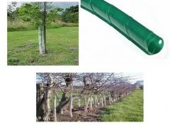 Materials for protection of shrubs and trees