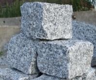 Mixes rubble-gravel-sand