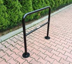 Forged street furniture