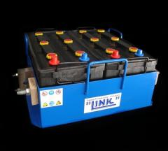 Batteries for rolling stock (batteries for