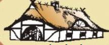 Strzechwowiec, dachy z trzciny