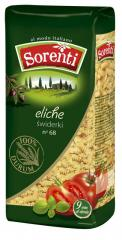 Pasta from durum wheat