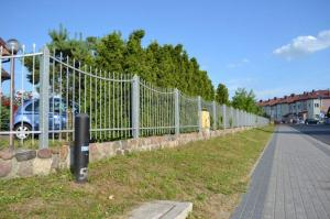 Forged fences